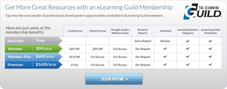 The eLearning Guild : Announcing the 2013 Global eLearning Salary & Compensation Report | Learning Innovations and Developments | Scoop.it