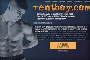 What Did Busting Rentboy.com Do to the Hustler Economy? 6 Rentboys Tell All | Sex Work | Scoop.it
