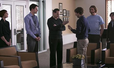 New TV satire pokes fun at Silicon Valley 'weirdos' - The Guardian   Humor   Scoop.it