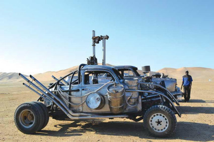 Mad Max is dieselpunk, not steampunk. That's important. | Writing mag | Scoop.it