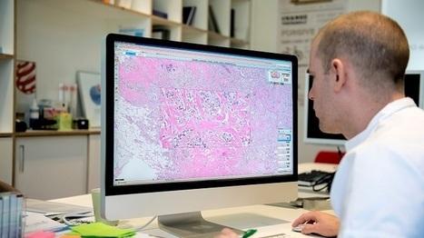 El hospital del futuro y la digitalización de la anatomía patológica | Salud Conectada | Scoop.it