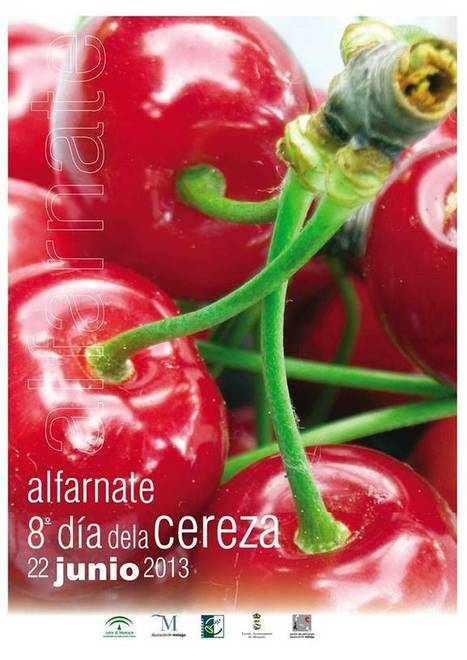 Día de la cereza - Alfarnate - 22 de Junio | Cosas de mi Tierra | Scoop.it