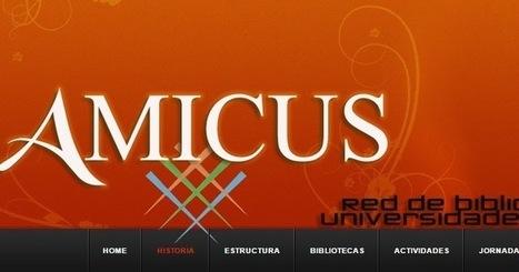 AMICUS. Red de bibliotecas de las universidades privadas. Argentina | RECURSOS PARA EDUCACIÓN Y BIBLIOTECAS | Scoop.it