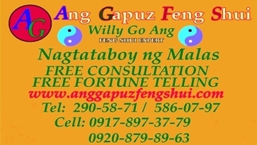 MANILA FENG SHUI WILLY GO. ANG - LIBRE CONSULTATION | PHILIPPINE FENG SHUI EXPERT MR. ANG OFFER FREE CONSULTATION | Scoop.it