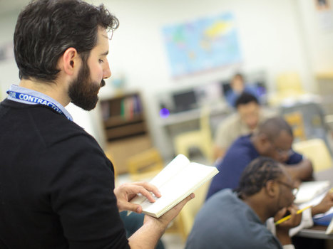 Looking at the language men use is one way to confront issues of separation - The Boston Globe | Juvenile Prison Outreach | Scoop.it