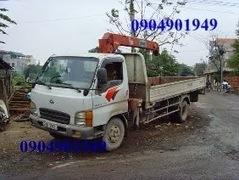 Thuê Xe Cẩu, Cho Thuê Cẩu, Cẩu Hạ Vận Chuyển 24h: Địa chỉ cho thuê cẩu tự hành 2,5 tấn tại Hà Nội | Cho thuê xe tải | Scoop.it