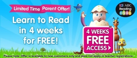 Learning to Read for Kids   Learn to Read with Phonics   Free Trial   Digital Tools for the Primary School Classroom   Scoop.it