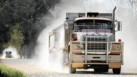 Truck crashes 'workplace accidents' | Emma's OHSQuest in Accident Forensics - Heavy Vehicle Accident Prevention | Scoop.it