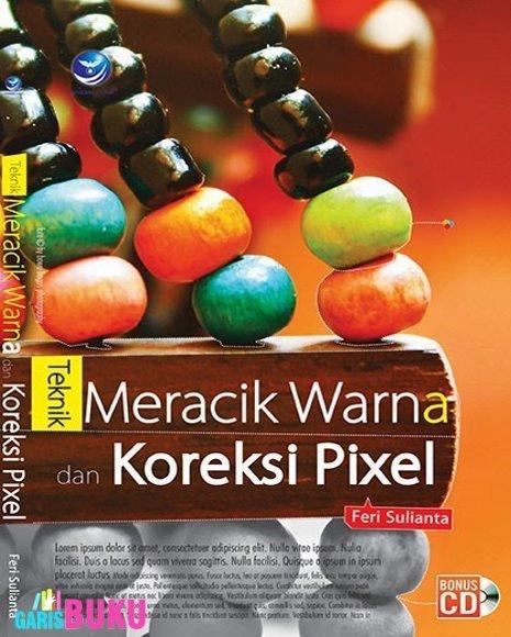 Teknik Meracik Warna Dan Koreksi Pixel   KatalogBukuOnline   Scoop.it