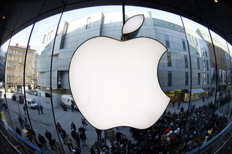 New patent suggests Apple could follow Samsung's lead for once | Daily Magazine | Scoop.it