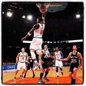 Los @nyknicks preparan una noche para sus fans en #Instagram   Ginga by SB   Scoop.it