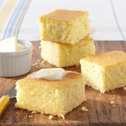Buttery Corn Bread Recipe | Recipes for VW | Scoop.it