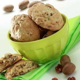 Cookies με σοκολάτα και φιστίκια πεκάν | Recipes!!! | Scoop.it