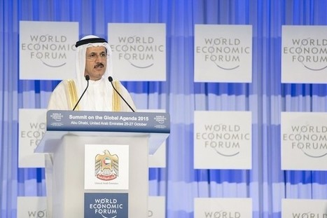 Beyond Oil: Innovation is keystone in UAE GDP, says Minister of Economy | Development Economics | Scoop.it