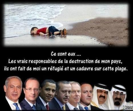 # LUCMICHEL. NET/ REFUGIES SYRIENS : LES POLITICIENS OCCIDENTAUX ET LEURS COMPLICES ISRAELIENS, ARABES ET TURCS SEULS COUPABLES ! | JE SUIS AFRIQUE MEDIA | Scoop.it