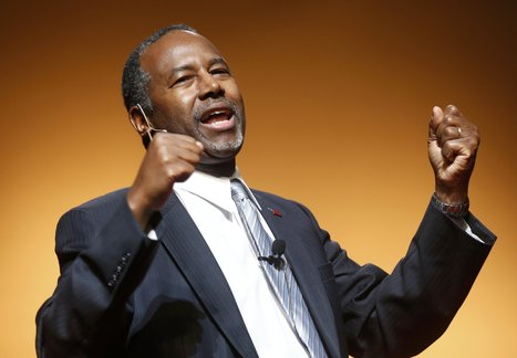 Famed neurosurgeon Ben Carson announces White House campaign | Celebrity Culture and News... All things Hollywood | Scoop.it