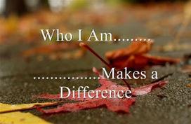 Who I Am Makes a Difference | SKEWorthSharing.com | SKEWorthSharing | Scoop.it
