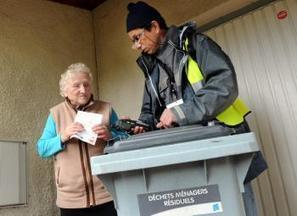 Une puce dans la poubelle pour payer moins | Composteurs | Scoop.it