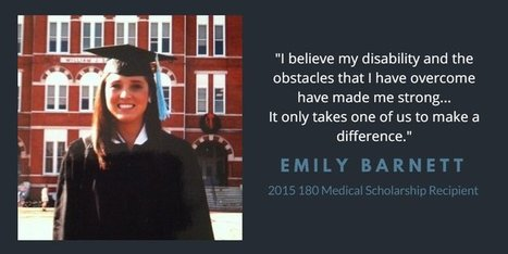 180 Medical 2015 College Scholarship Recipients: Spotlight on Emily - 180 Medical | Catheterization Resources | Scoop.it
