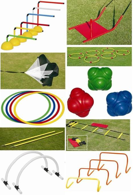 Buy Sports Training Equipment, Agility Training Equipment, Speed Training Equipment, Online, India   Sports and Fitness Equipment   Scoop.it