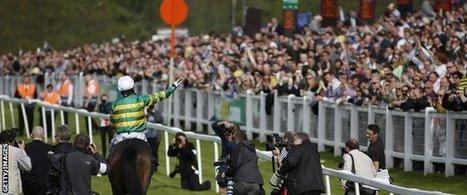 AP McCoy: Sandown pays tribute to jockey as he ends career - BBC Sport | lIASIng | Scoop.it
