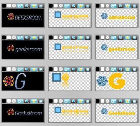 Logotype Maker, aplicación web para crear logos | GeeksRoom | EDUDIARI 2.0 DE jluisbloc | Scoop.it