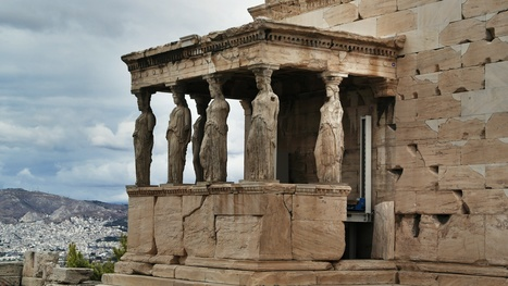 Visitare Atene in 5 fermate di metropolitana | Nuovi Turismi | Scoop.it