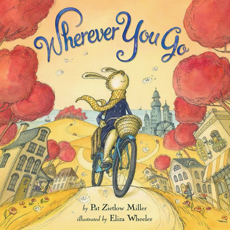 4 Questions and 4 Sentence Starters with Pat Zietlow Miller | Leaves | Scoop.it