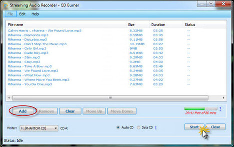 Fairly Easy Ways to Burn Spotify to CD on Windows and Mac   Fancy House   Scoop.it