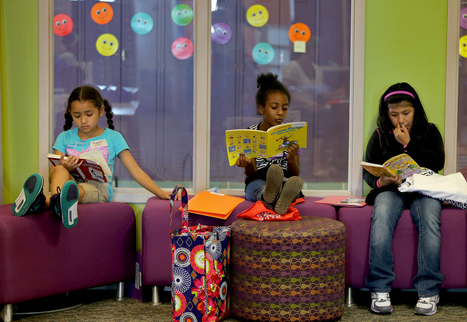"""New """"learning studios"""" replace conventional classrooms at Fridley school 