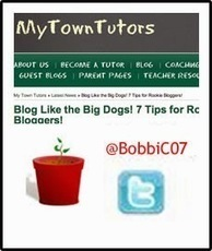 7 Tips for Rookie Bloggers! | Cool Tools for 21st Century Learners | Scoop.it