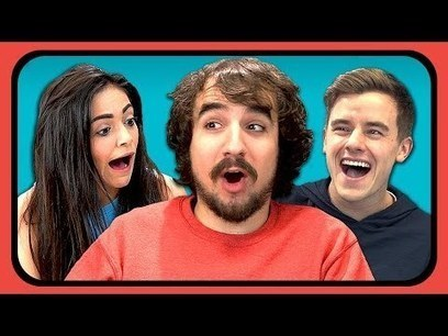 YouTubers React To News Bloopers 2013 - YouTube | World news | Scoop.it