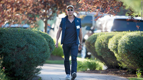 Why Silicon Valley's top execs are obsessed with taking walks | The Future of Everything | Scoop.it