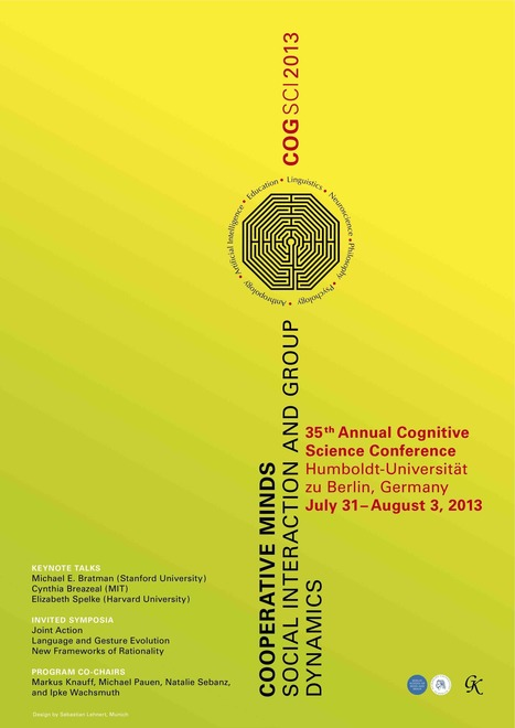 CogSci 2013 | CxConferences | Scoop.it
