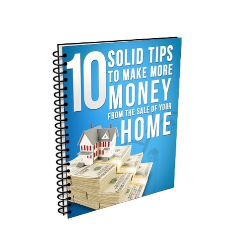 10 Tips To Make More Money From The Sale Of Your Home | 10 Solid Tips to Make More Money from the Sale of Your Home | Connecticut Living | Scoop.it