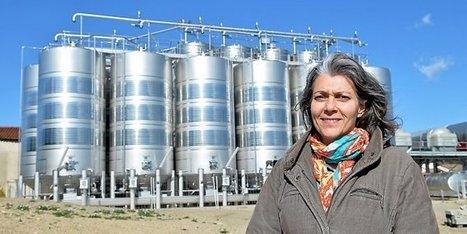 Narbonne : une des rares femmes directrices de coopérative | Grande Passione | Scoop.it
