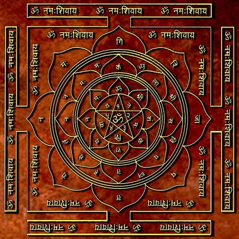 Healing Yantra - Maha Mrityunjaya | Yantra Tantra Mantra | Scoop.it