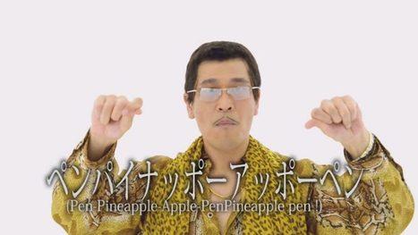 (WTF) 'Pen-Pineapple-Apple-Pen' le nouveau 'Gangnam Style' | AS2.0 - 14 | Scoop.it