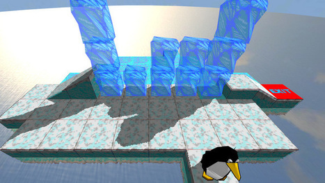 WebGL Game – Penguins Puzzle | WebGL Gaming | Scoop.it