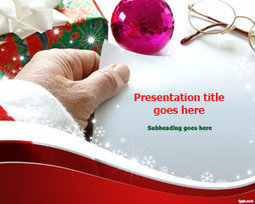 Collection of 100 Free Christmas PowerPoint Templates | PowerPoint Tips & Presentation Design | Scoop.it