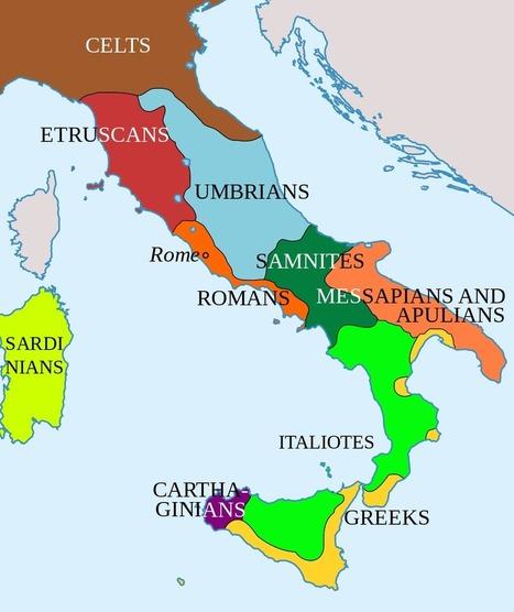 40 maps that explain the Roman Empire | Enseñar Geografía e Historia en Secundaria | Scoop.it