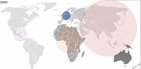 Interaktive Grafik: Bevölkerungsentwicklung weltweit - SPIEGEL ONLINE - Nachrichten | Deutsch als Fremdsprache | Scoop.it