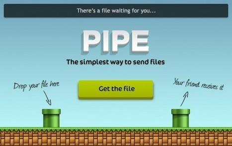 Pipe, envía archivos a tus contactos de Facebook – @pipe | Edu-Recursos 2.0 | Scoop.it