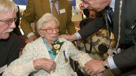 Le sang d'une centenaire livre ses secrets | Sagesse, équilibre et écoute du corps | Scoop.it