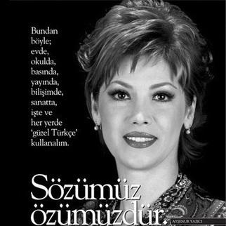Sözümüz Özümüzdür – Ayşenur Yazıcı | turkdilbayrami | Scoop.it
