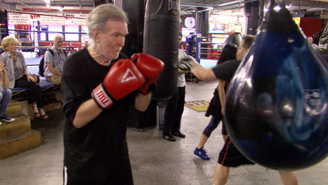 ​Fighting back against Parkinson's - in the ring | #ALS AWARENESS #LouGehrigsDisease #PARKINSONS | Scoop.it