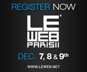 LeWeb'11 c'est aujourd'hui à Paris! | LdS Innovation | Scoop.it