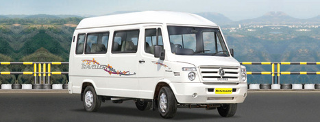 Tempo Traveller on rent in Delhi | Tempo Traveller on Rent | Scoop.it