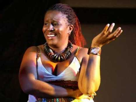 Afro Soul Queen Atemi Wants To Do This With A Fan, It's Shocking | AKenyanVoice - Supporting Kenyan Artists | Scoop.it