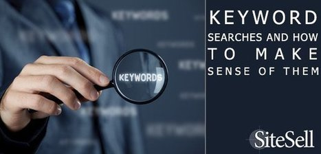 Keyword Searches, and How to Make Sense of Them - The SiteSell Blog | WordPress Website Optimization | Scoop.it